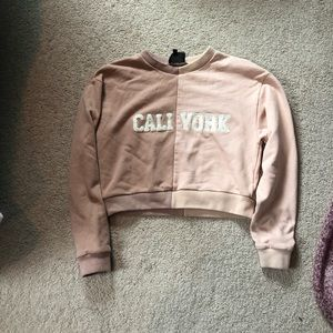 Cali York sweatshirt